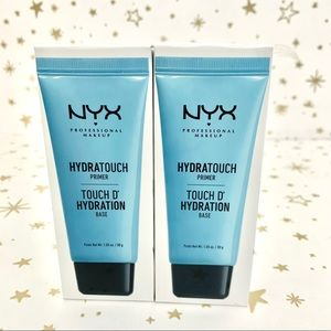 Nyx | HydraTouch Primer Makeup Base NEW Lot of 2